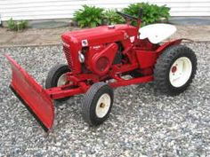 wheel horse tractor - Google Search