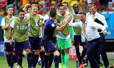 Spain v Holland, World Cup 2014: live - Telegraph