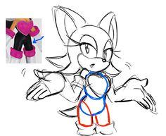 mikochikamatsu said: Good day! Hedgehog Art, Sonic The Hedgehog, Drawing Reference Poses, Art Reference, How To Draw Weapons, How To Draw Sonic, Sonamy Comic, Character Art, Character Design