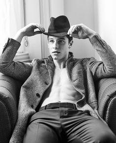 Shawny boy as a cowboy