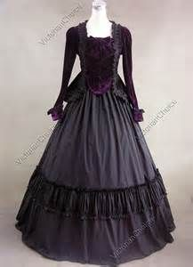 civil war era dress.