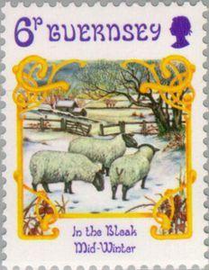 ◇Guernsey  1986