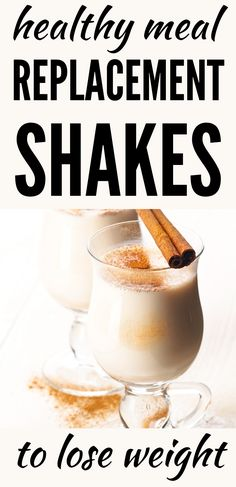 Best Meal Replacement Shake Recipes To Use Weight Loss Shakes, Weight Loss Drinks, Best Weight Loss, Shake Recipes, Diet Recipes, Healthy Recipes, Diet Plans To Lose Weight, How To Lose Weight Fast, Meal Replacement Shakes Homemade