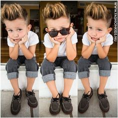 Fashion Kids #coolkid #rockstar