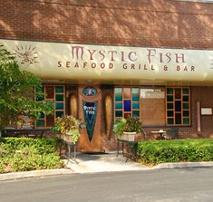 If you visit or live near Palm Harbor Florida you must come the the Mystic Fish. www.3bestchefs.com/mystic