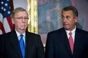 New Post: 'It's Over' For Boehner And McConnell
