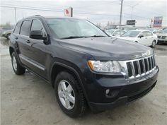 """""""Sport Utility - 2011 Jeep Grand Cherokee LAREDO**4WD**ACCIDENT FREE**3 YEARS…"""
