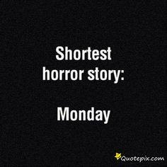 Shortest Horror Story Ever.