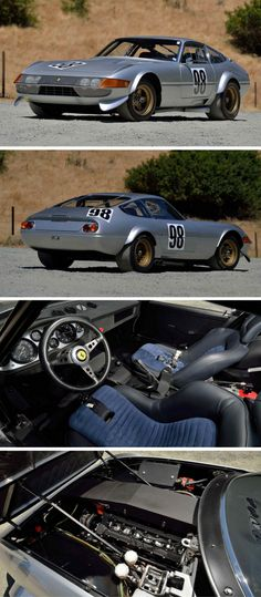 Ferrari 365 GTB/4 Daytona Competizione Is For Discerned Collectors
