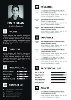 Fiverr freelancer will provide Resume Writing services and design your professional Resume,CV within 2 days