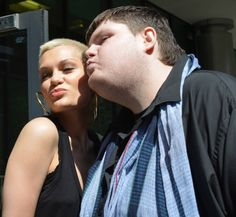 Jessie J: Smooches!