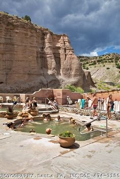 Place 1 Turkey Creek Hot Springs New Mexico Click To