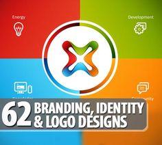 62 Branding Identity And Logo Designs
