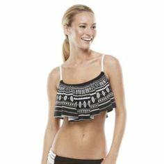 d4dff86db Apt. 9® Flounce Bikini Top