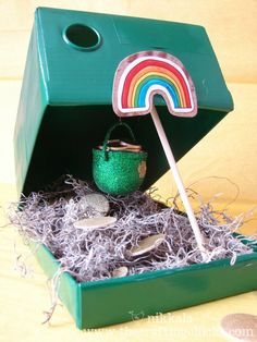 St. Patrick's Day ideas (from a homeschool website)