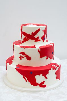 Around the World. Photo by Meghan Caudill by cakecoquette, via Flickr
