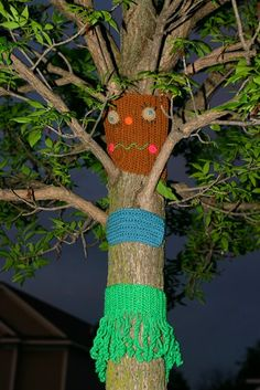 Michigan plans approved yarnbombing project