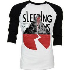 Hot Topic Beanies | Sleeping with Sirens Kellin Quinn Rise Retro Vintage Adult Raglan ...