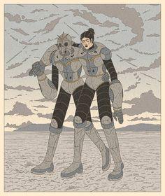illustration work 2017