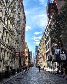 Soho Mondays, New York City by @scottlipps #nyc