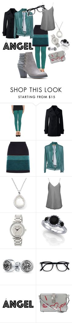 """""""Angel"""" by emily-richardson-alvarez ❤ liked on Polyvore featuring Intropia, Lands' End, Coast + Weber + Ahaus, Ippolita, RtA, MICHAEL Michael Kors, Bling Jewelry and Dolce&Gabbana"""