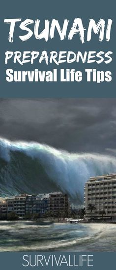 Tsunami Preparedness | Survival Life Tips | How To Prepare for Natural Disasters - Doomsday Prepping.