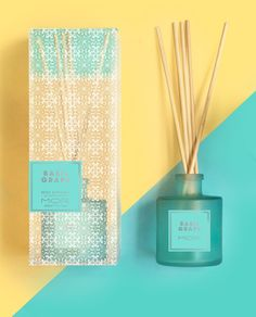 MOR Apothecary | Essentials | Reed Diffuser | Home Fragrance
