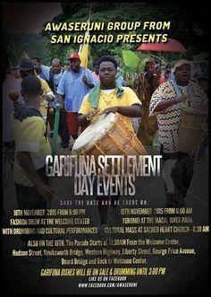 Cayo Garifuna Settlement Day Celebrations