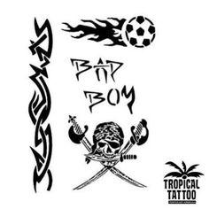 #Arm #Tribal #Fussball #Flammen #Pirat #Bad #Boy Gesamtfoliengröße: 14×10,7cm #Mylar #Mehrfachfolie Mylar #Folien sind dicker und mehrfach verwendbar. Nicht selbstklebend. Einfache Anwendung mit Sprühkleber. Ideal für temporäre #Airbrush-Tattoos und #Bodypaintings. Alle unsere #Folien sind mit #Lasertechnik produziert worden und dadurch sehr präzise.