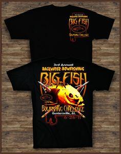 bowfishing shirt