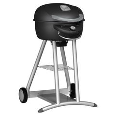 Char-Broil Patio Bistro® TRU-Infrared Electric Grill, 1750 watt BTU, 240 sq in Cooking Area, Graphite | Electric | Grills and Outdoor Cooking | Outdoor Living | Outdoor | Osh Categories | Orchard Supply Hardware Store