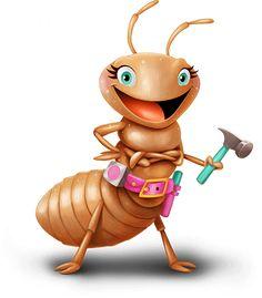 Tina The Ant Bible Memory Buddy