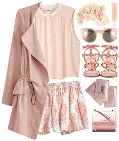 """""""Breathe Pink"""" by starit on Polyvore"""