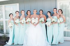 A picture perfect day made possible by a bottle of whiskey and a momma in heaven. Check out today's real VA wedding full of beautiful beachy details! Beach Wedding Attire, Bridesmaid Dresses, Wedding Dresses, Real Weddings, Summertime, Inspiration, Beauty, Fashion, Bridesmade Dresses