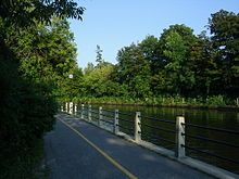 #3 Ultimate Running Route  Rideau Canal Pathway/Capital Pathway, Ottawa, Ontario I am blessed to live in a city with such an extensive and beautiful recreation path. #runningroom #myultimaterun