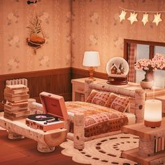 Animal Crossing Wild World, Animal Crossing Game, Vintage Furniture, Furniture Design, Industrial Furniture, Vintage Industrial, Industrial Style, Diy Projects For Bedroom, Bedroom Ideas