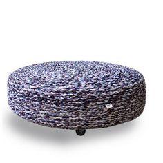 Mueble ecológico hecho con llanta reciclada Rosquilla - Ayok Design