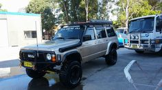 Black on gold gq patrol Nissan Patrol, Dream Garage, Troll, Gq, Offroad, Motors, Safari, Outdoors, Trucks