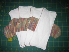 Hello! I've been making my own cloth pads for years, and wrote up this tutorial for my own journal. I may use it later elsewhere, but for the moment I thought I would make it available here in case it is of use to anyone here. I'd welcome any feedback on the tutorial or on the pads made in this…