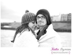 Boat engagement shoot, beach engagement, tynemouth, Whitley Bay, North East, Newcastle Wedding Photography, Couple jumping, fun engagement photos, pre-wedding shoot, wedding photography ideas, romantic couple, blanket, winter engagement shoot