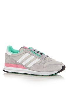 #adidas #Sneaker ZX 500 • de Bijenkorf #grey