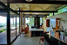 1962 Fleming Drefeld House | Architect: Raul F. Garduno | Interior Design: Hendrik Van Keppel and Taylor Green | Silver Lake, Los Angeles, CA