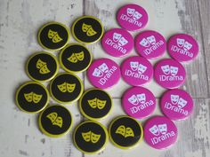 Have you checked out our school badges yet? We hand make our badges in the UK and they are ideal for teachers to give out to their students. Personalised Badges, Custom Badges, Custom Buttons, Hen Party Badges, Badge Maker, School Badges, Badge Template, Badge Creator, Badge Design