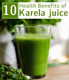 Top 10 Health Benefits of Karela [Bitter Gourd] Juice
