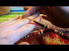At hæfte ender er en af de ting stort set alle der Intarsia Patterns, Knitting Patterns, Knitting Videos, Fair Isles, Hobbies And Crafts, Youtube, Sewing, Crochet, Winter Outfits