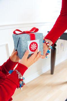 The season of giving.