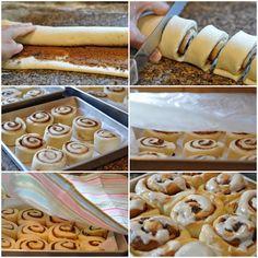 Mennonite Girls Can Cook: Cinnamon Bun Class 101 - Anneliese
