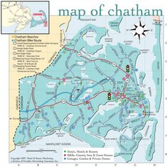 Map Of Eastern Massachusetts Cape Cod Locations To Visit - Cape cod location us map