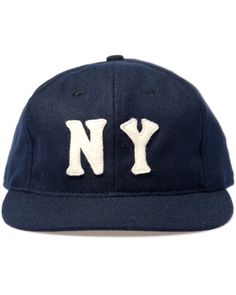 New York Black Yankees 1936 Cap