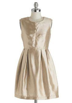 A Sparkling Evening Dress, #ModCloth